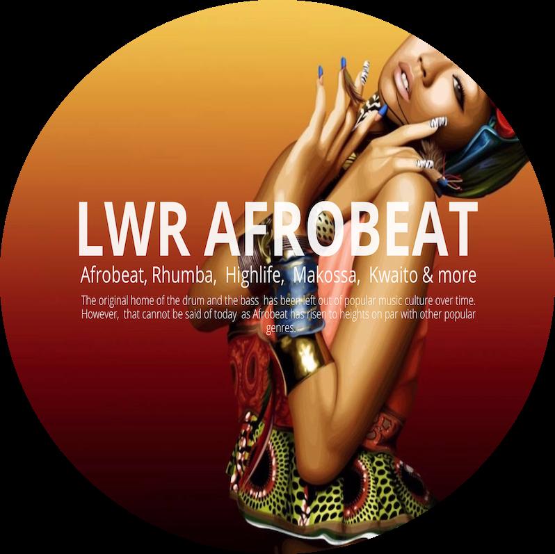 Press for the LWR Afrobeat platform