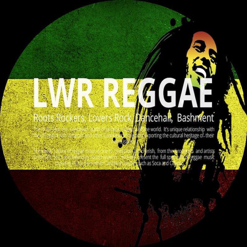 Press for the LWR Reggae platform