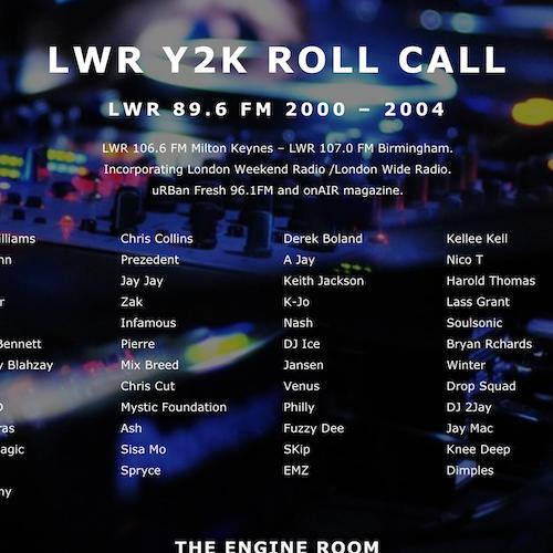 LWR Y2K Roll Call!