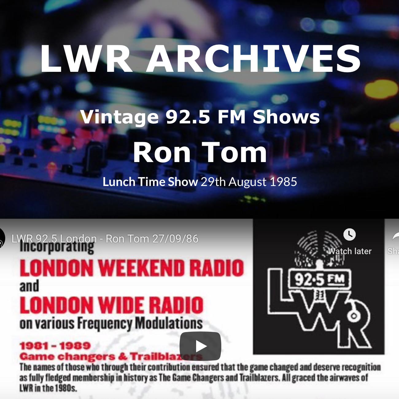 LWR-Vintage-Shows-Ron Tom 29-08-85