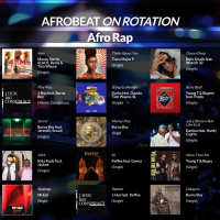 LWR Afro Rap On Rotation