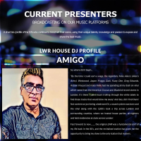 Amigo Profile Button