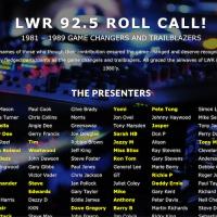 LWR 925 Roll Call!