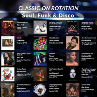 LWR Classic On Rotation - Soul Funk & Disco