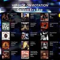 LWR Hip Hop On Rotation - Golden Era Rap