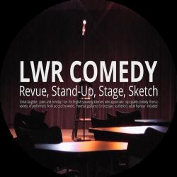 Press for the LWR Comedy platform